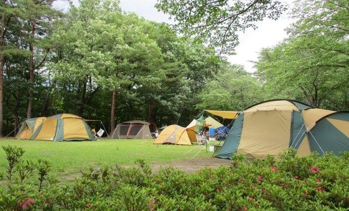 場 那須 キャンプ
