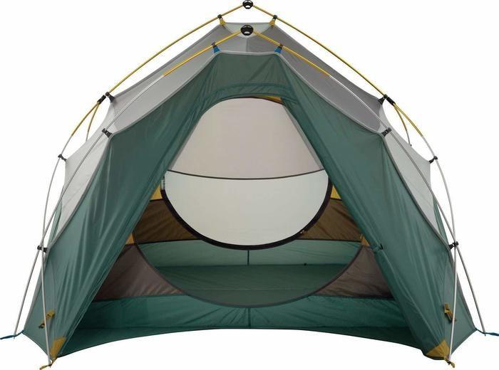 サーマレストの4人用テント