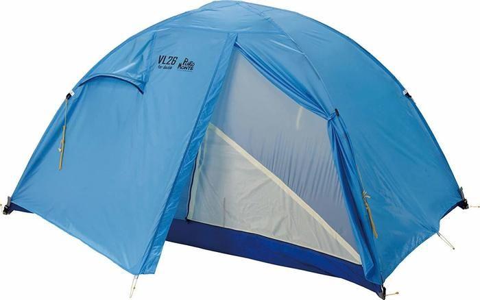 プロモンテの山岳用テント