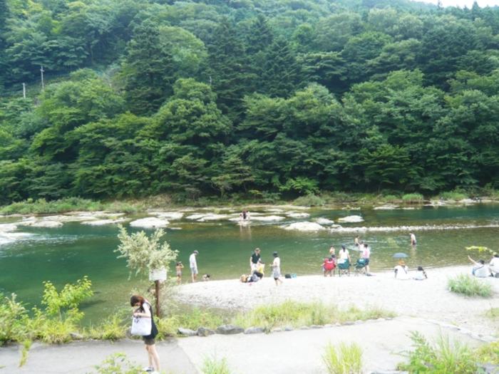 栃木県のデイキャンプの画像