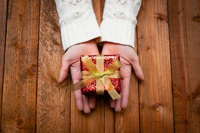 贈り物セールアイキャッチの仮バージョン