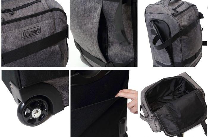 コールマンスーツケースの詳細