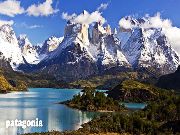 パタゴニアのイメージ画像の写真