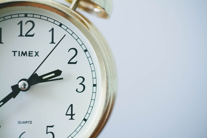 timexの時計