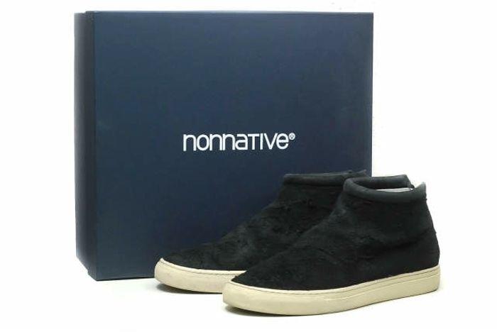 ノンネイティブの靴の箱