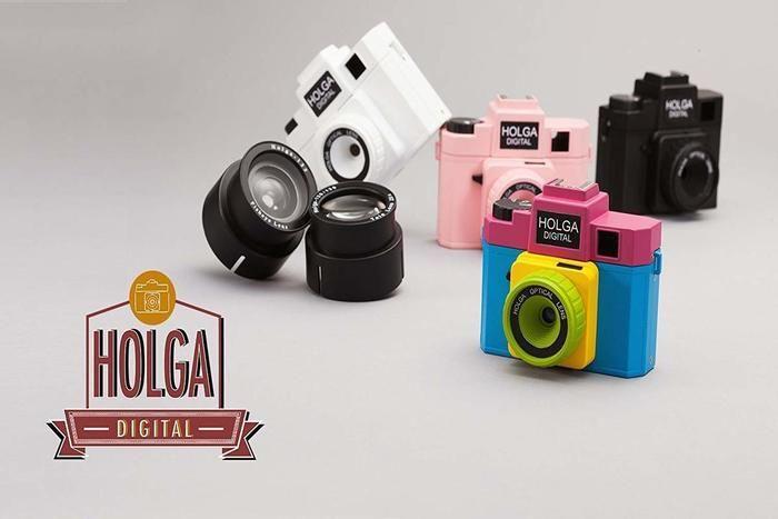 デジタルトイカメラの「Holga Digital」