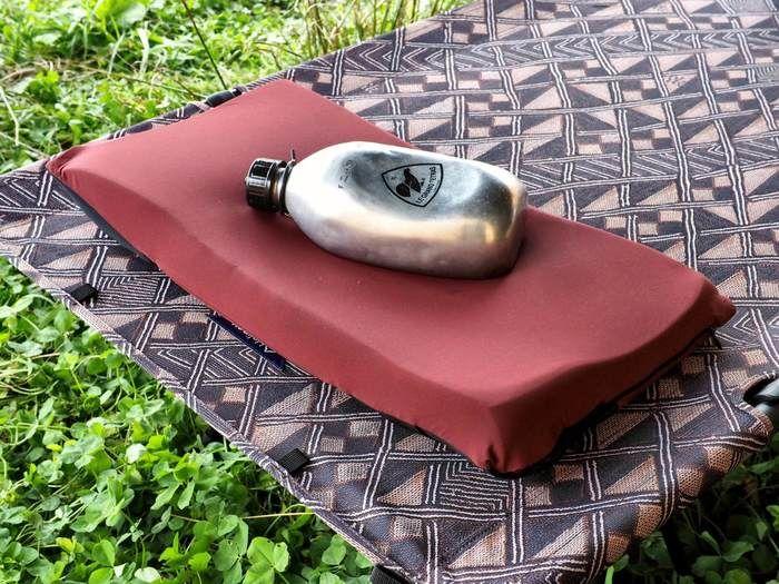 バナーレのキャンプ枕