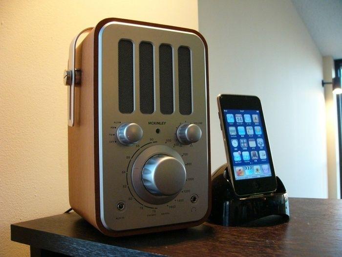 ポケットラジオ