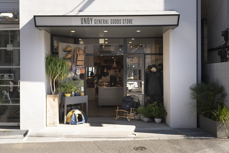 UNBY GENERAL GOODS STOREの店舗写真