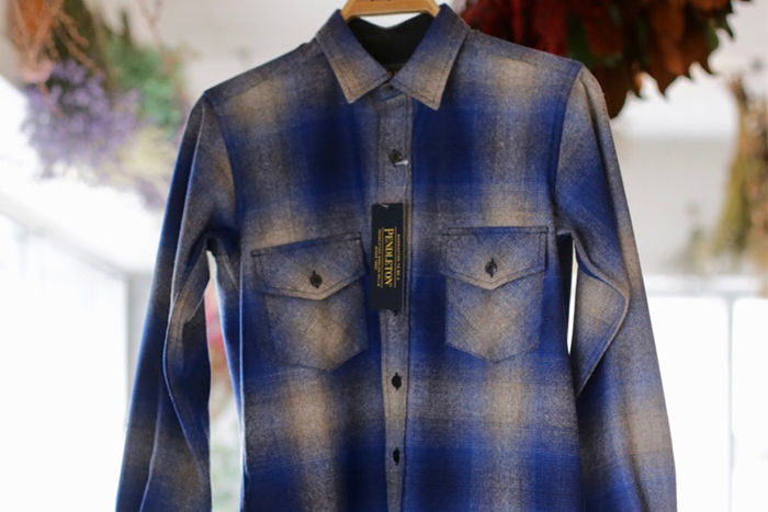 ペンドルトンのシャツ