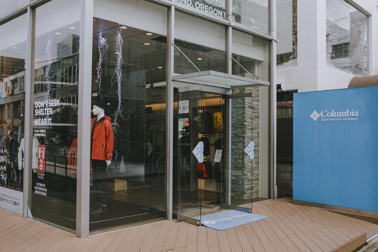 5月のひなたふく(コロンビアショップ原宿店)