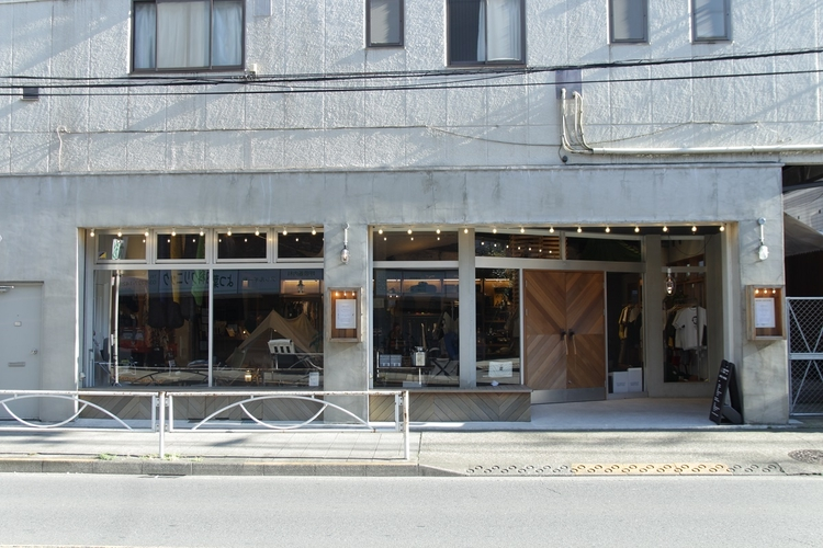 NORDISK CAMP SUPPLY STOREの店舗写真