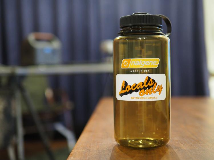 ナルゲンボトルのカスタム例
