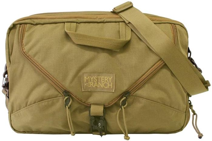 ミステリーランチのビジネスバッグ