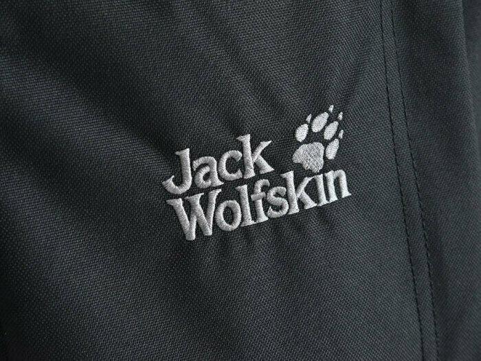 ジャックウルフスキンのロゴ
