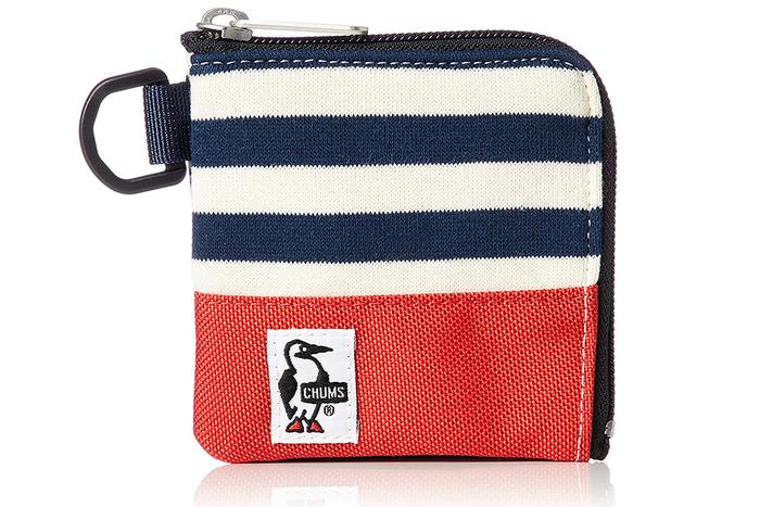 チャムスの財布