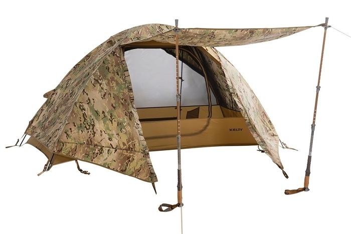 KELTYのテント