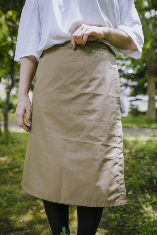 コロンビアのスカート