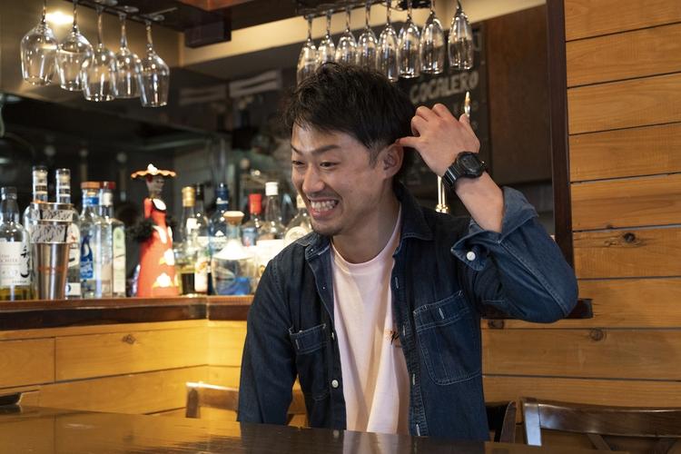 CAMPERS PARADISE TOKYOオーナー・小松さん。