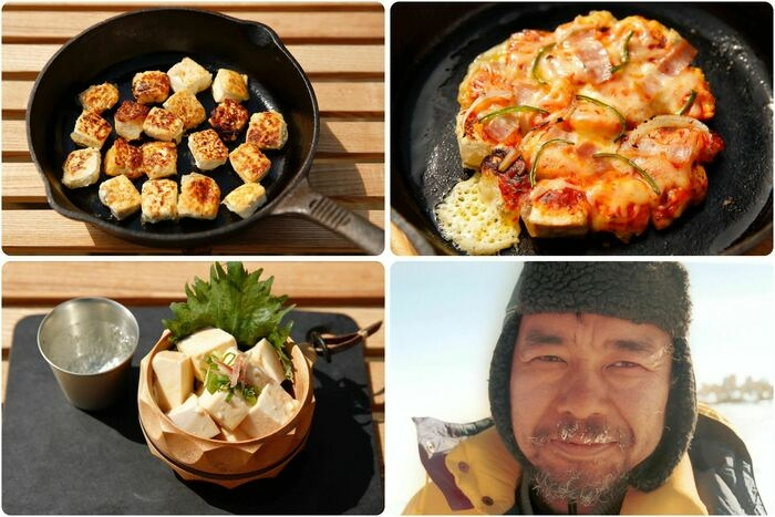 南極料理人・西村淳さんのしりとりレシピ