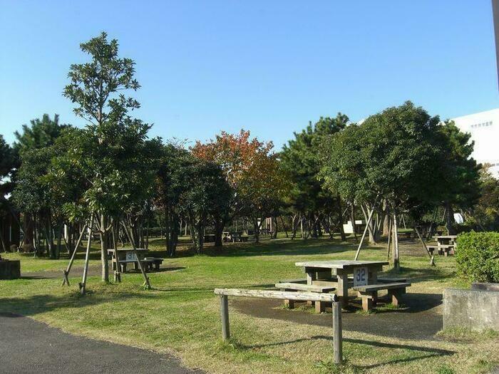 東京港南部地区海上公園ガイド