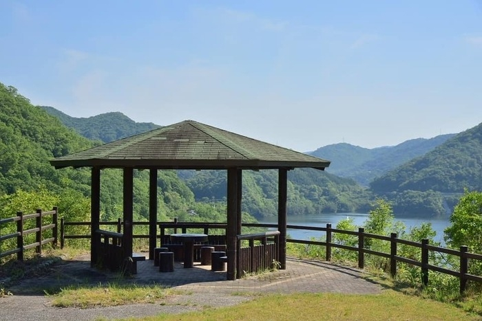 芦田湖オートキャンプ場