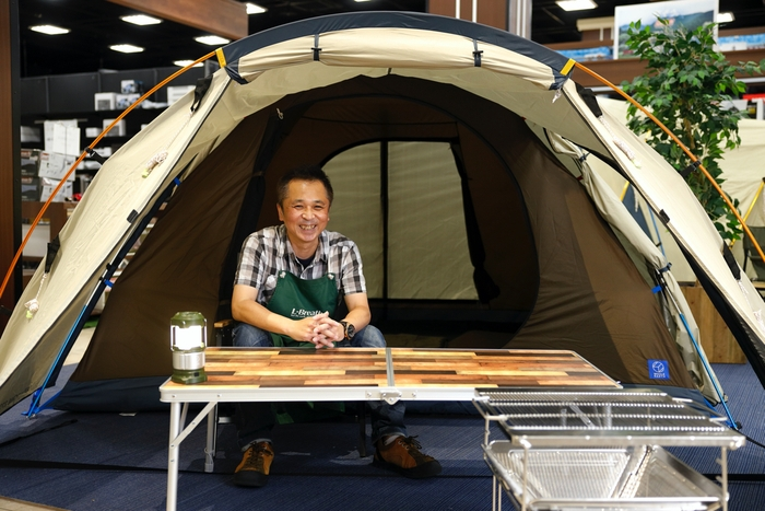 初心者の難関!達人から学ぶ、キャンプの最重要アイテム「テント」の選び方とは?