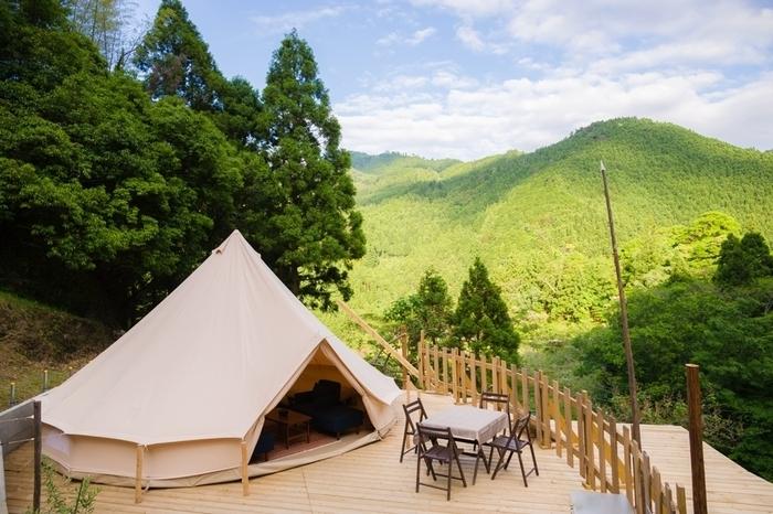 グランピング Base Camp(ベースキャンプ)