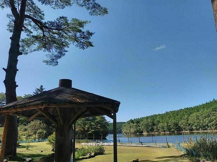 保古の湖キャンプ場