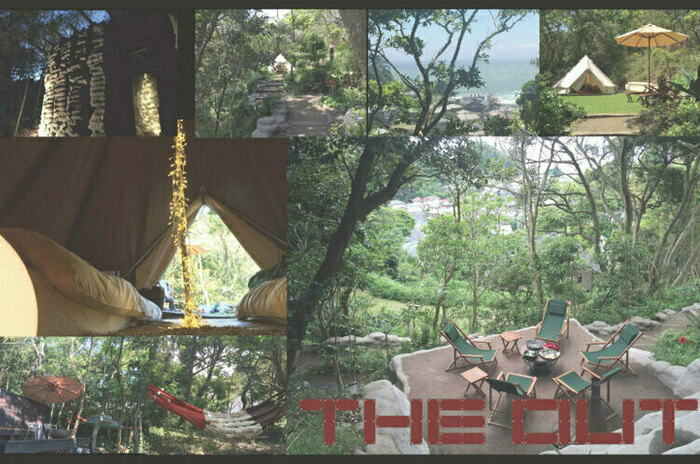 THE OUT 鎌倉のグランピングテントの画像