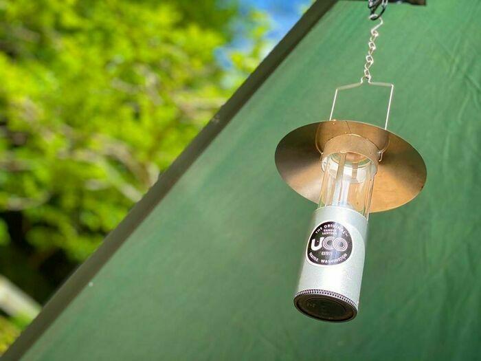 優しい灯がサイトを照らす。「キャンドルランタン」の魅力を愛用者に聞いてみた!