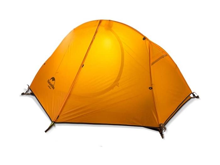 テント一人用
