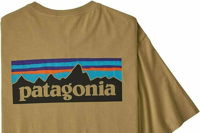 パタゴニアのTシャツの画像