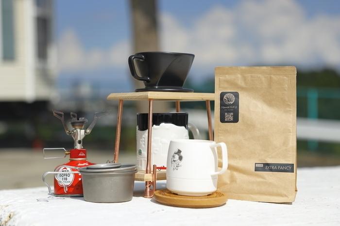 キャンプ時間を格上げするカウコーヒー!「コーヒー=苦味ではない」理由とは?
