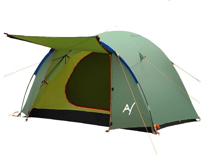 3〜4人用のテント