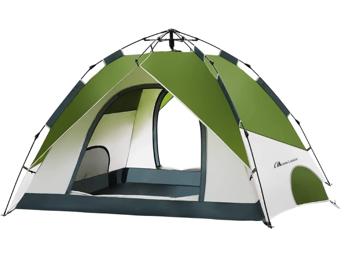 MoonLenceのテント