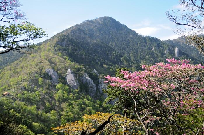 奈良県吉野の大峰山