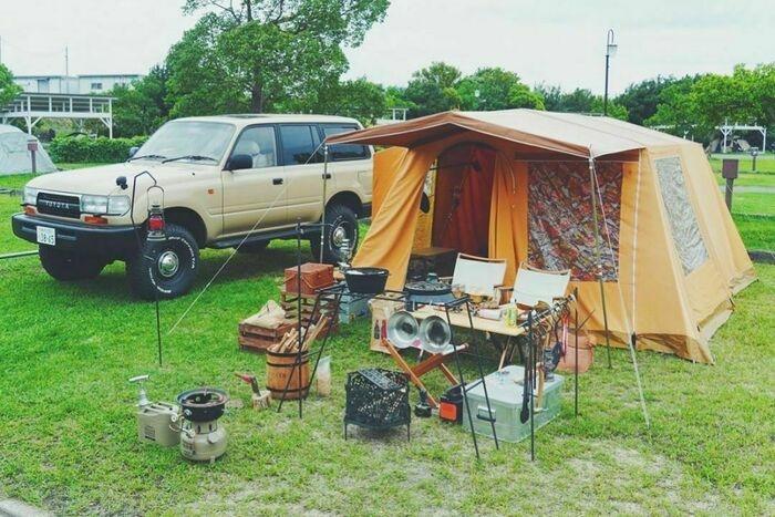 @tanakiさんのキャンプサイト