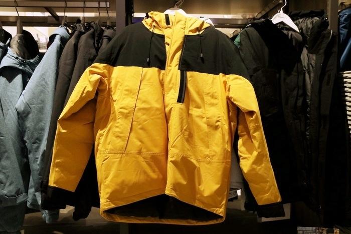 AEGIS(イージス)防水防寒ダウンジャケット