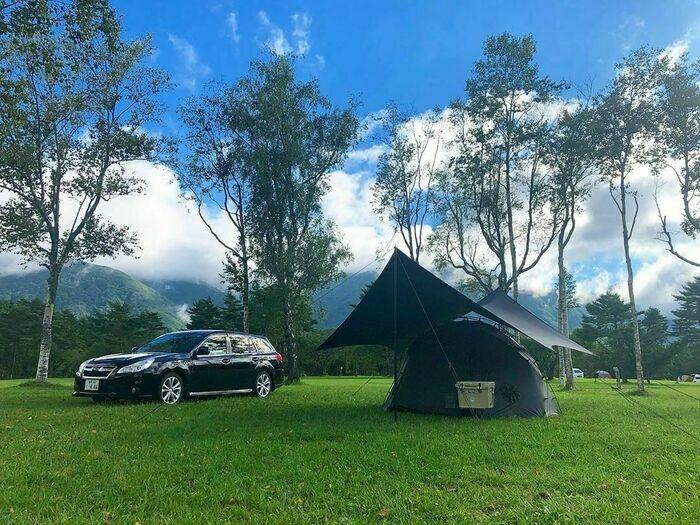 【キャンプの輪】年間50泊のキャンプで熟成されたキャンプスタイル&厳選されたギア!