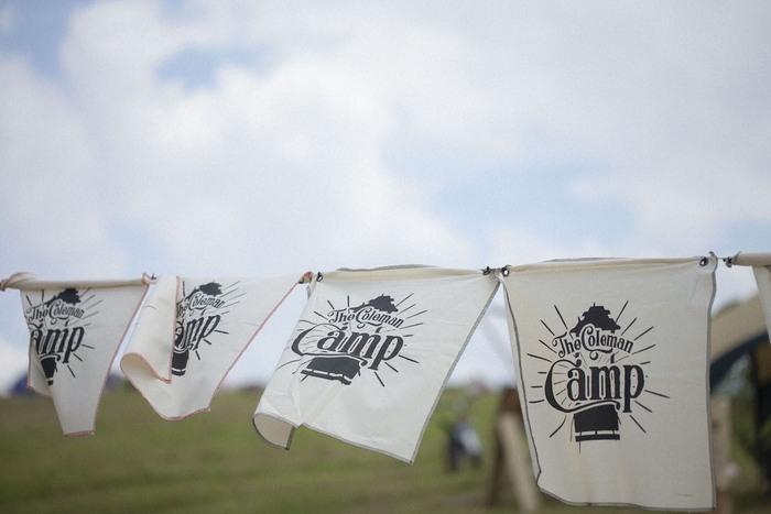コールマンキャンプ2019のイメージ