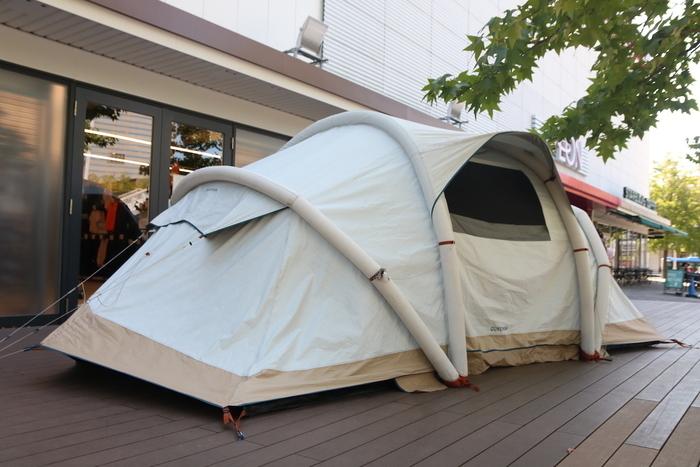キャンプ初心者はデカトロンの店舗をチェック!コスパに優れたアイテムでキャンプデビュー【取材】