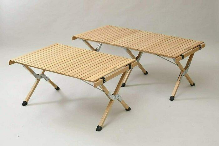 テントファクトリーのロートップテーブルの画像