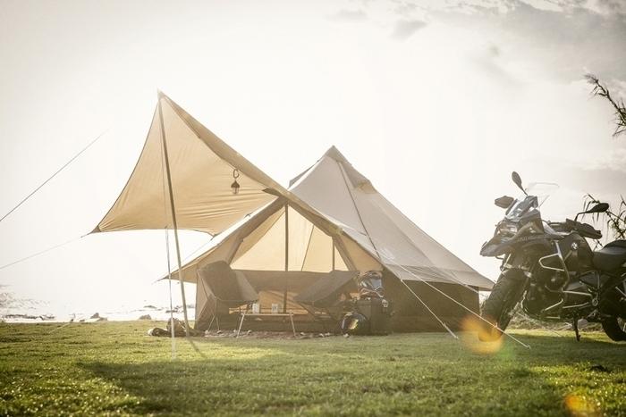 ogawaのテント