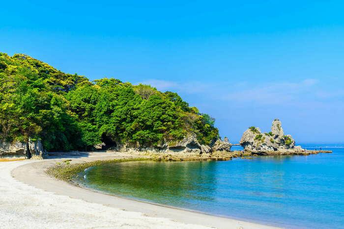 弁天浜海水浴場の画像