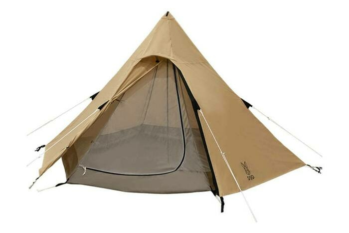 DODのテント