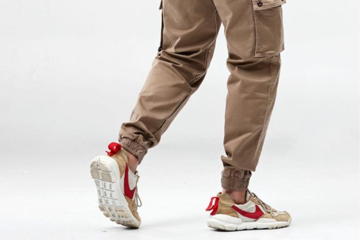 ワークマンのジョガーパンツの画像