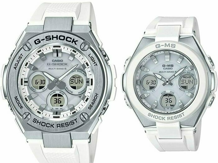 腕時計 ジーショック G-STEEL 電波ソーラー GST-W310-7AJFの画像