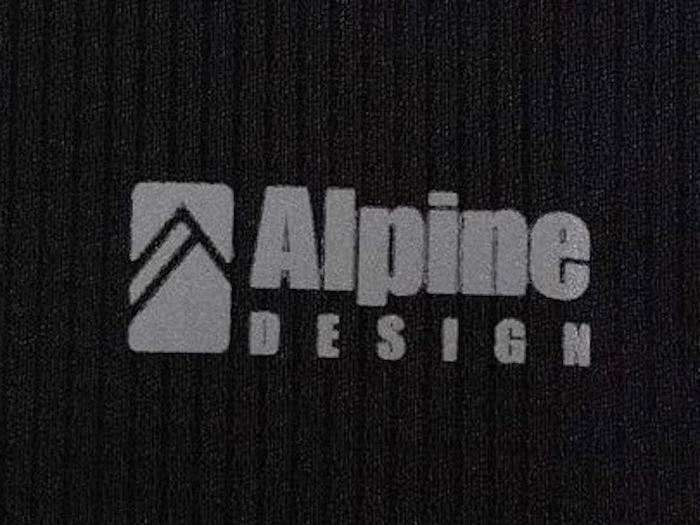 アルパインデザインのロゴ画像
