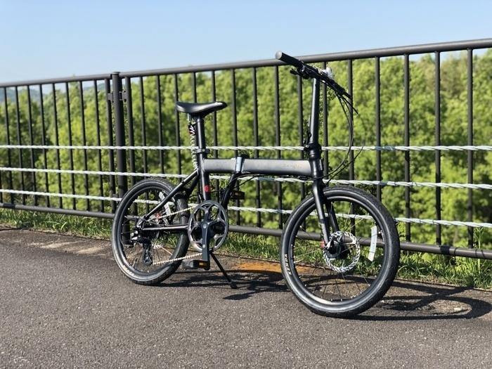 折り畳み自転車イメージ